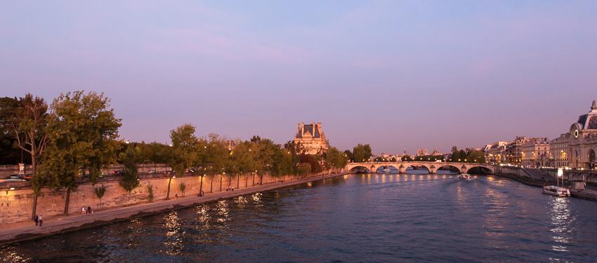The Majestic Bridges of Paris