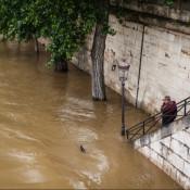 Storytelling Through Photography: Historic Flood in Paris
