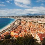 Half a Day on Mediterranean Coast: Nice the Beautiful
