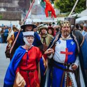 Capturing Time Travel: Provins Medieval Festival
