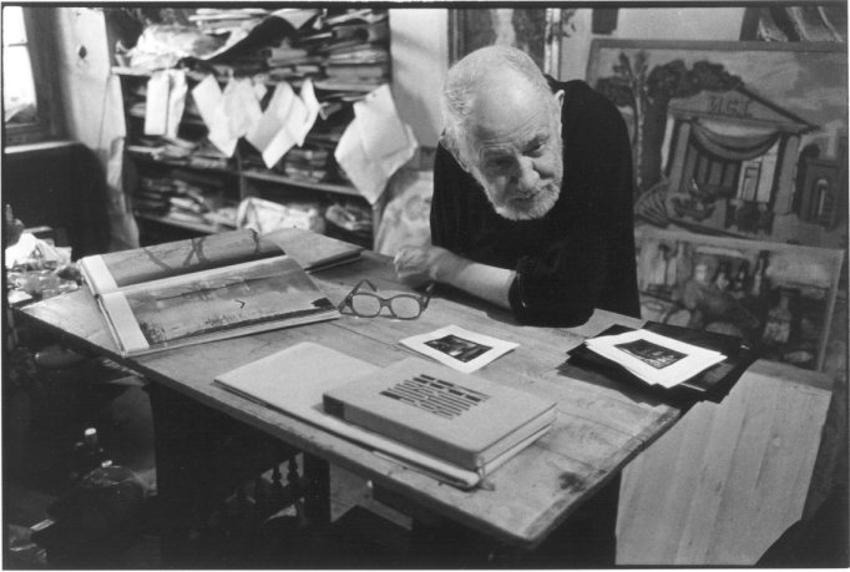 Exhibit: The Intimate World of Josef Sudek