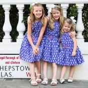 You in London: Fun Family Portrait Session for Rebecca, David, Sara Kate, Elizabeth and Caroline