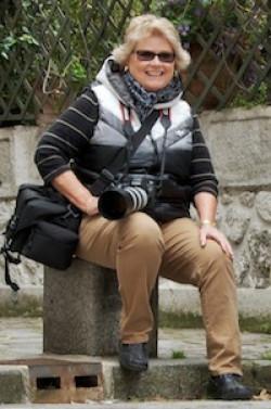 Kathleen Richardson, Paris Photography Workshop, May 2013